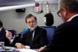 Rajoy cree que Puigdemont y ERC admiten ahora «grandes mentiras» del proceso