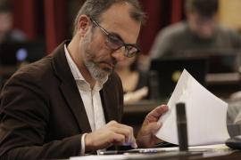 El Parlament rechaza reprobar a Barceló por los contratos de Més a Garau