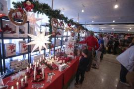 Mercado de Navidad de la Iglesia Sueca en Palma