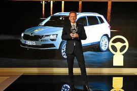 El Skoda Karoq consigue el 'Volante de Oro 2017'
