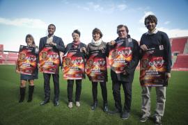 Presentado en Son Moix el partido de la selección española femenina