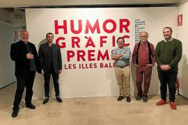 El Casal Solleric recorre la historia del humor gráfico en la prensa de Baleares