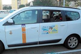 Oleada de robos en una veintena de taxis aparcados en varias zonas de Palma
