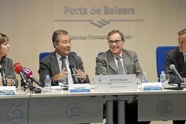 El turismo de cruceros deja en Baleares 256 millones al año y crea 5.733 puestos de trabajo