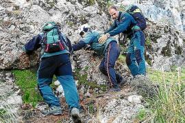 El menor desaparecido dos días en la montaña de Alaró: «He pasado mucho frío»