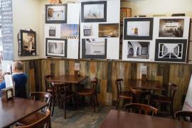 Exposición de fotografías solidarias en Can Moreta