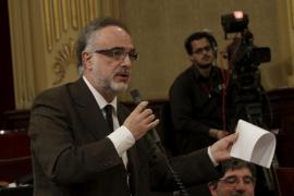 Manera tilda la propuesta de Bauzà de bajar impuestos  de «absolutamente improvisada» y sin ningún «rigor»