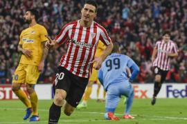 Aritz Aduriz renueva con el Athletic hasta 2019