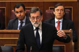 Rajoy prevé que las elecciones en Cataluña se desarrollen con «normalidad y tranquilidad»