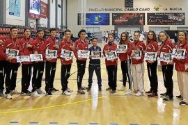 El taekwondo balear triunfa en Alicante