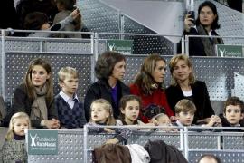 La Reina, los Príncipes y las Infantas asistirán a la misa de Pascua en Palma