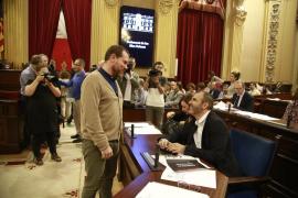 Abril asegura que si se demostrase trato de favor a Cursach, «sería el primero en salir» de MÉS