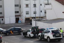 Herido un guardia civil en Algeciras por el disparo de un hombre atrincherado