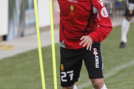 Tejera: «El partido ante el Getafe en casa es primordial»