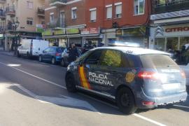 Detenido el autor del atraco con rehenes en Usera, Madrid