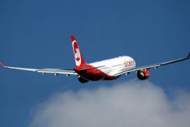 Air Berlin no abonará a sus trabajadores la cantidad obligada por ley