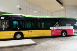 Un bus híbrido realizará la ruta Portocolom-Palma para que el Govern pueda valorar sus prestaciones