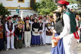 Fiestas de Santa Gertrudis. (Fotos: Daniel Espinosa)