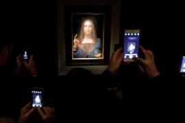 'Salvator Mundi' de Leonardo Da Vinci, bate todos los récords tras subastarse por 381 millones de euros