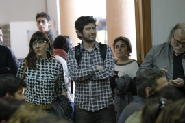 Una parte de del Consejo Ciudadano de Podemos impugna la votación que elige a Jarabo portavoz