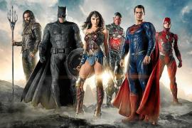 Los héroes de DC unen sus fuerzas