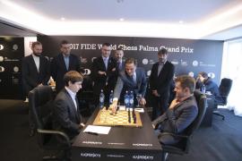 Los aspirantes tantean el terreno en el Grand Prix Palma 2017