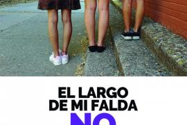 """Sevilla pone en marcha la campaña """"El largo de mi falda NO te dice que sí"""""""
