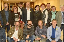 Entrega de premios de la Associació de Teatres