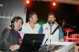 Fiesta de inauguración de la Feria Nupcial