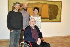 Miquel Cerdà expone en el Museu de Pollença