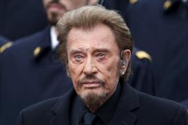 El cantante francés Johnny Hallyday, ingresado por insuficiencia respiratoria