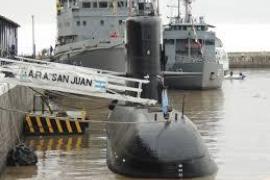 Un submarino argentino desaparece en el mar con 44 tripulantes