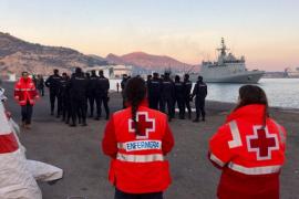 Emergencia humanitaria en la costa murciana