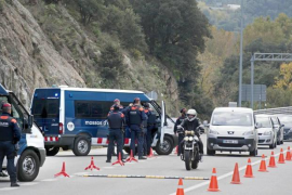 Guardia Civil y Mossos disparan a un hombre que gritaba «Alá es grande»