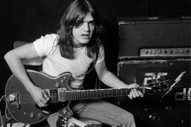 Fallece el guitarrista y cofundador de AC/DC Malcolm Young