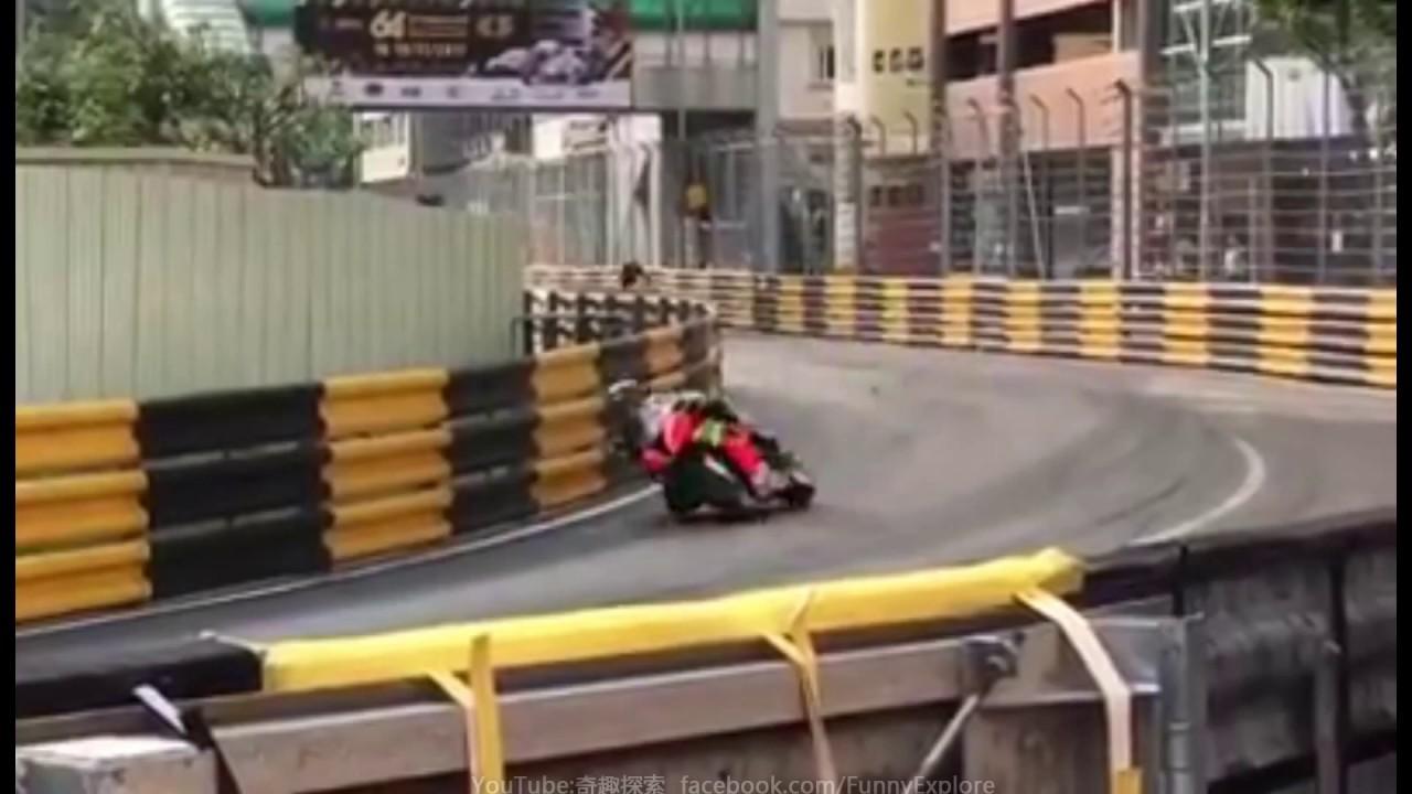 El piloto británico Daniel Hegarty fallece en un accidente en el GP de Macao