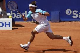 Ferrer vence a Almagro y jugará su tercera final en Barcelona
