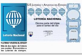 Cae en Manacor el Primer premio de la Lotería Nacional