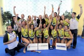 Un pletórico Sabadell logra la primera Copa de Europa de waterpolo española