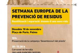 Cort presenta una campaña para reducir el uso de bolsas de plástico