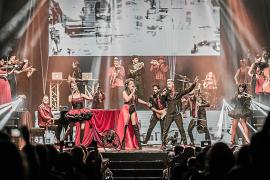Un viaje «por los grandes éxitos de la historia de la música» recala en Palma