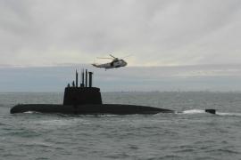 El submarino argentino desaparecido emitió al menos siete llamadas fallidas