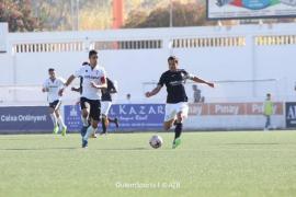 El Atlético Baleares empata en Ontinyent y no abandona los problemas
