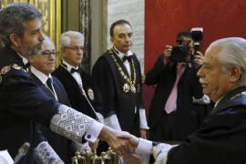 Luis Navajas estará al frente de la Fiscalía General hasta el relevo de Maza