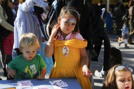 Día Universal de la Infancia en Santa Eulària (Fotos: Arguiñe Escandón)