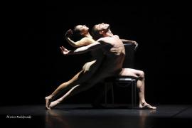 La danza fusión de 'Barockballet', en el Auditórium de Palma