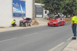 El accidente que le costó la vida a Ángel Nieto se produjo por no respetar la distancia de seguridad