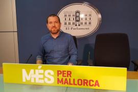 David Abril: «Molesta que un partido como MÉS gestione un área como es Turismo»