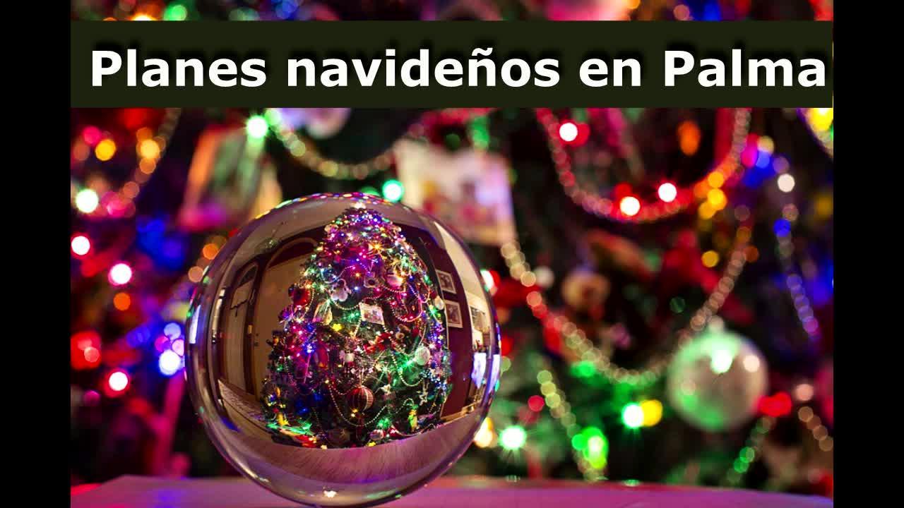 Palma celebra la Navidad con un centenar de actividades para toda la familia hasta el 6 de enero