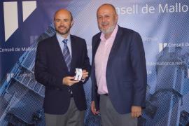 La gestión de residuos de Mallorca recibe la medalla al mérito en el trabajo